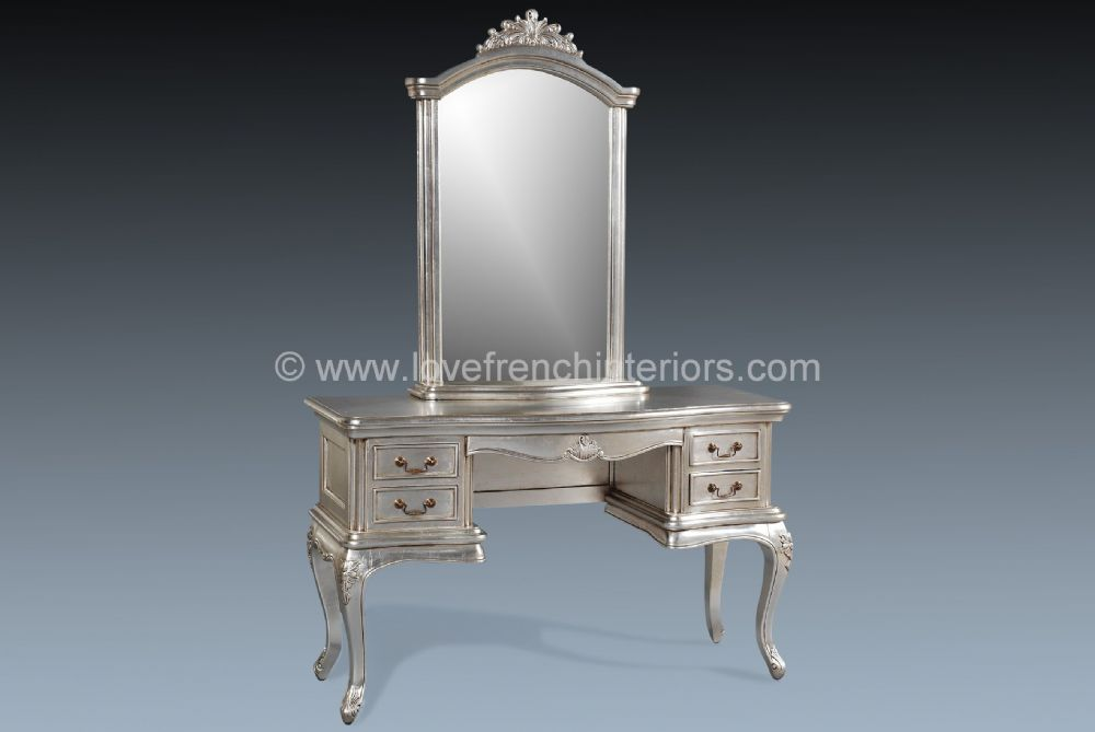 Candice Dressing Table and Mirror
